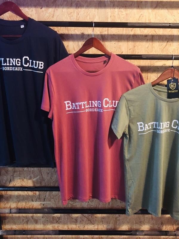 T-shirt du club