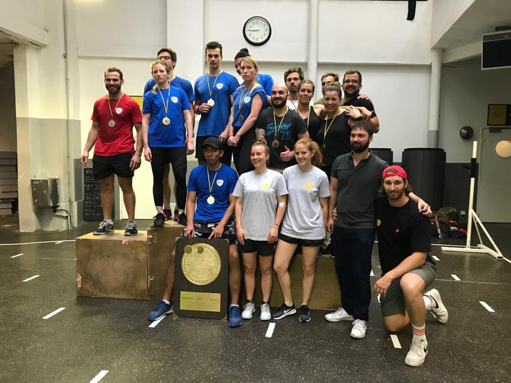 BC Trophy 2019: Battling Club Bordeaux en bronze